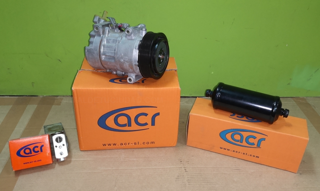 Condensadores de A/C palencia