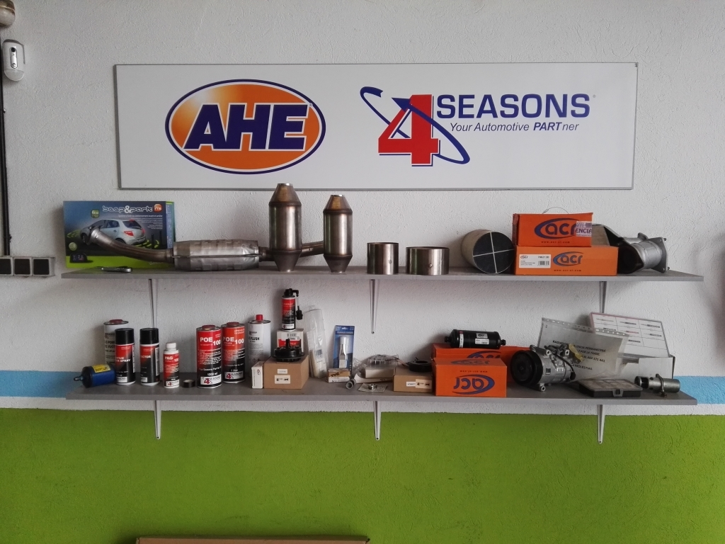 Compresores de A/C palencia
