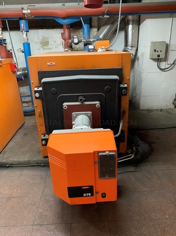 mantenimiento calderas palencia
