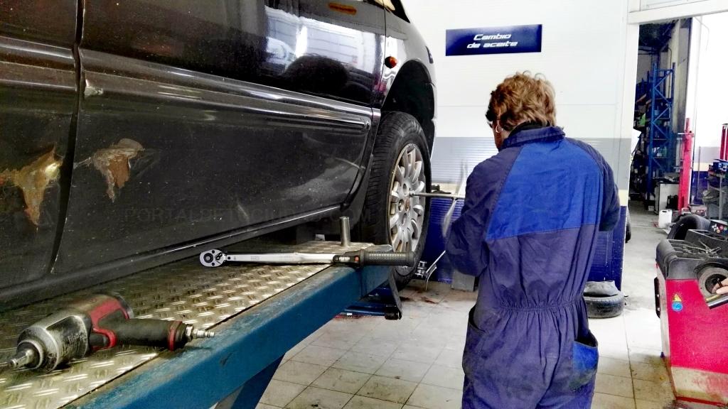 neumaticos vehiculos industriales palencia