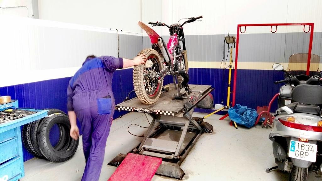 Talleres mecánicos para automóviles