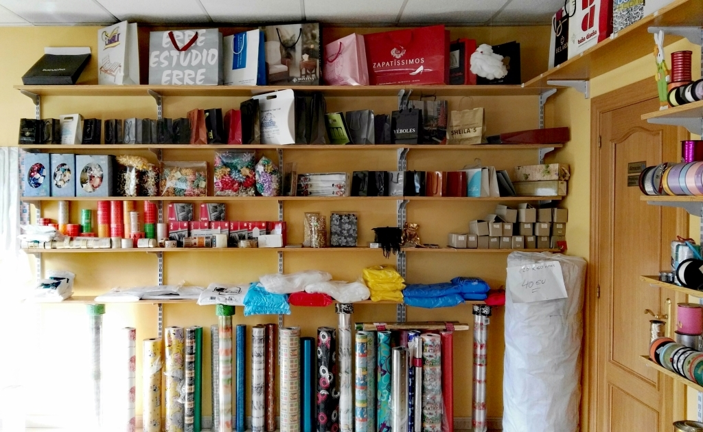 bolsas de tela palencia, cintas decorativas palencia