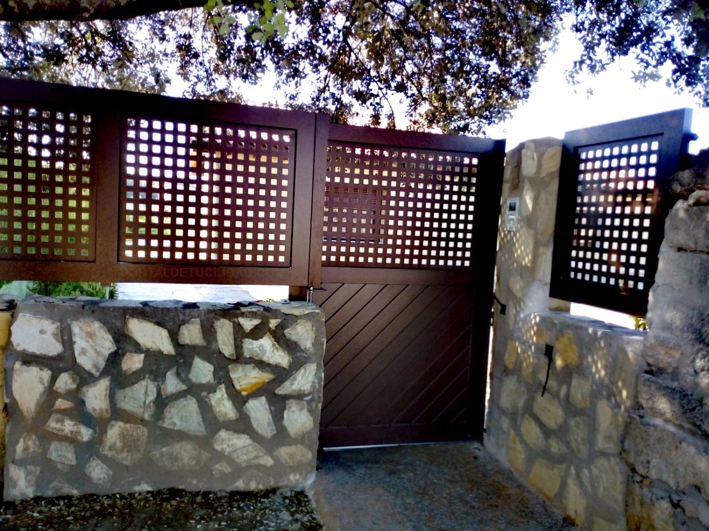 Puertas Automáticas de Cristal palencia