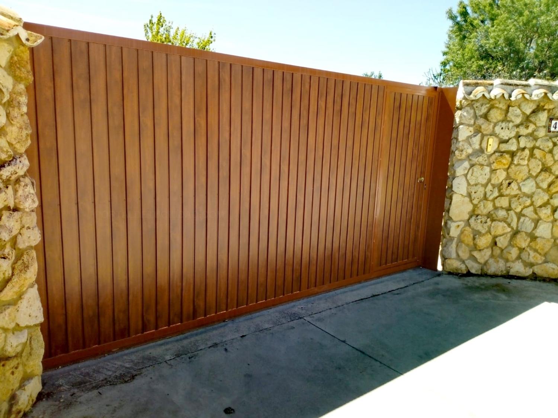 Puertas Automáticas Seccionales palencia