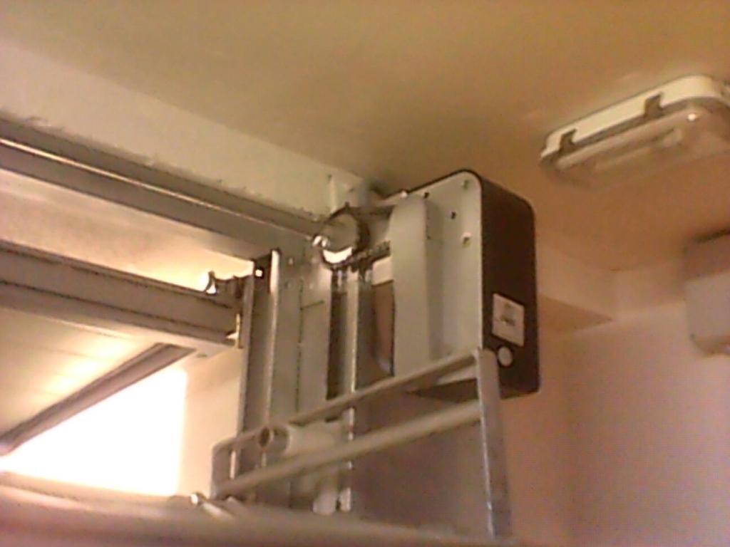 Puertas Automáticas Basculantes palencia