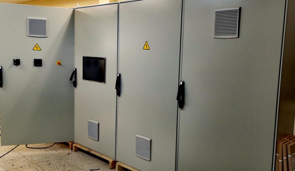 Reparaciones eléctricas industriales palencia