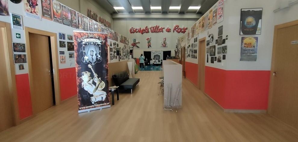escuela de rock palencia