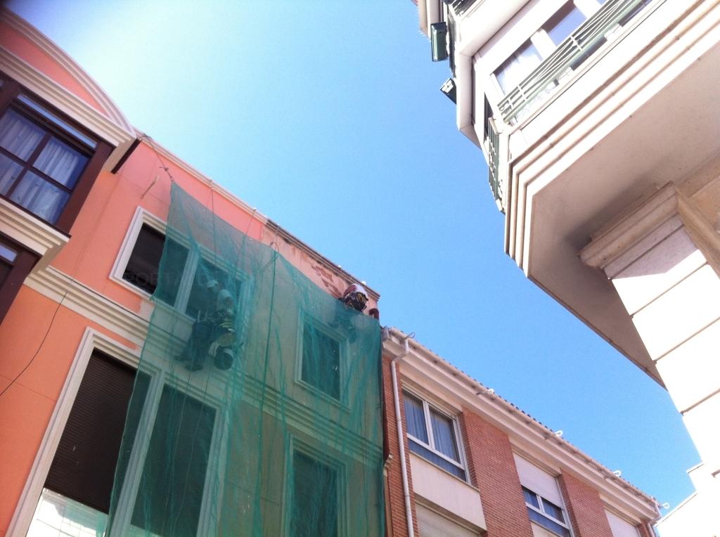 rehabilitacion de fachadas palencia