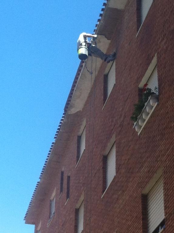 rehabilitacion de fachadas en palencia