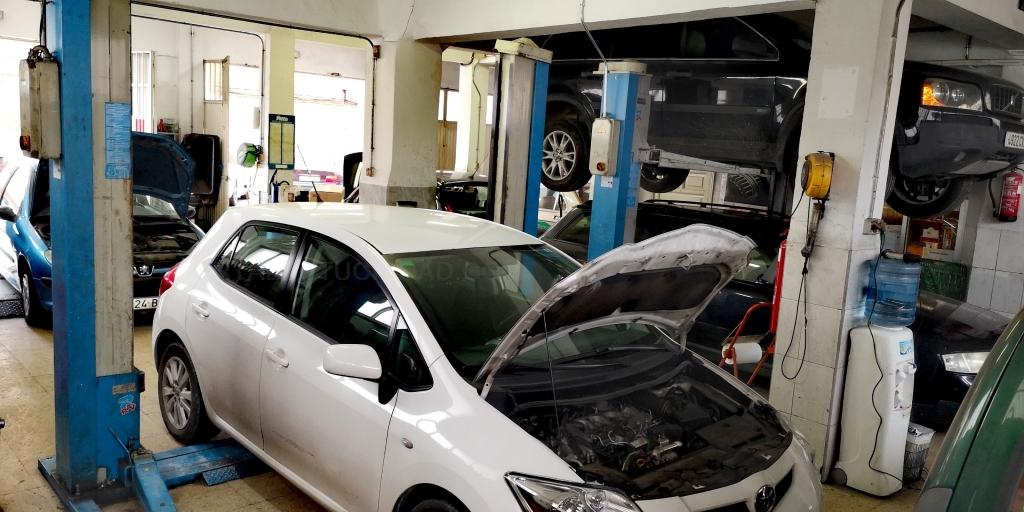 reparacion vehiculos electricos palencia