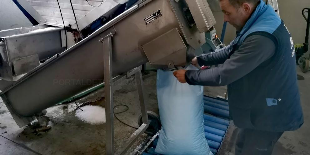hielo triturado palencia