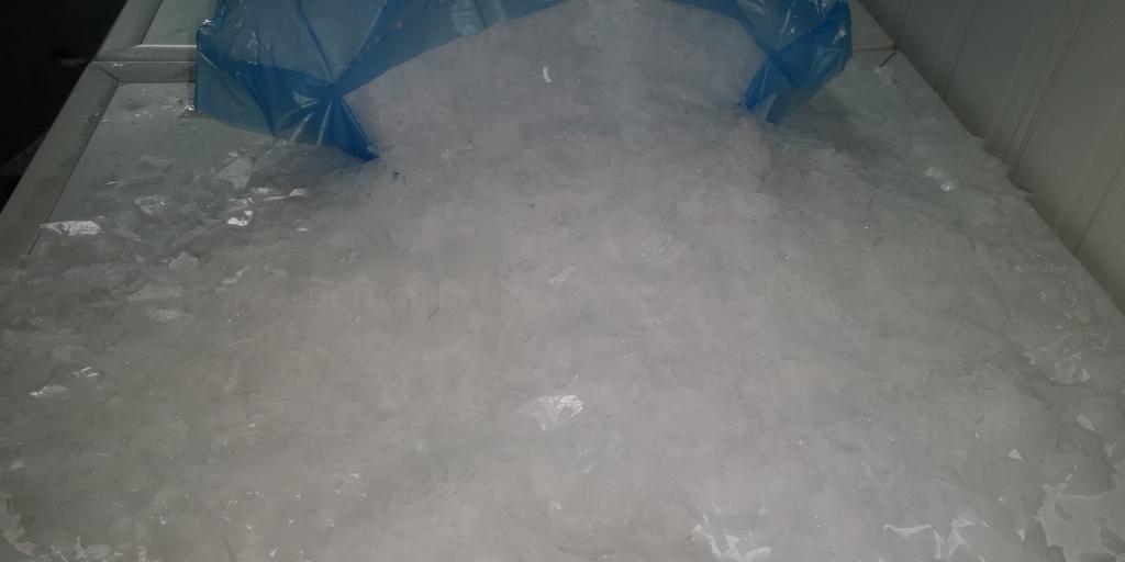 hielos en cubito palencia