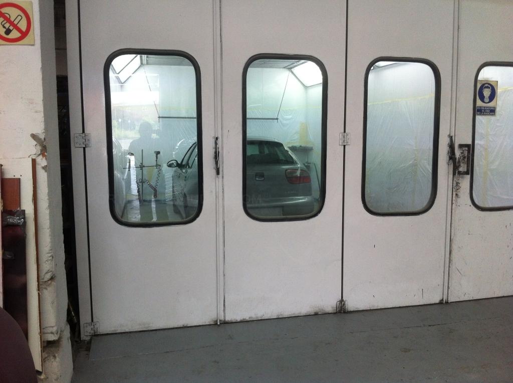 taller pintura coches palencia