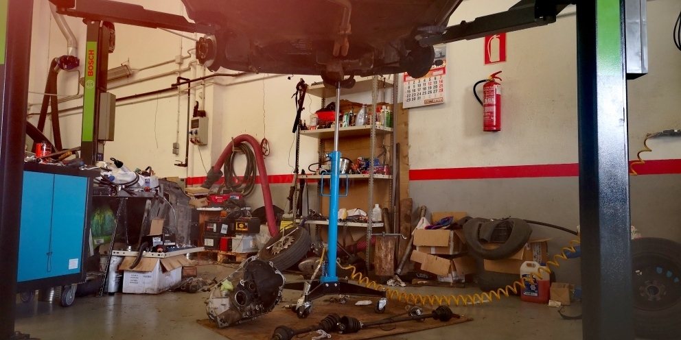 reparaciones electricas de vehiculos palencia