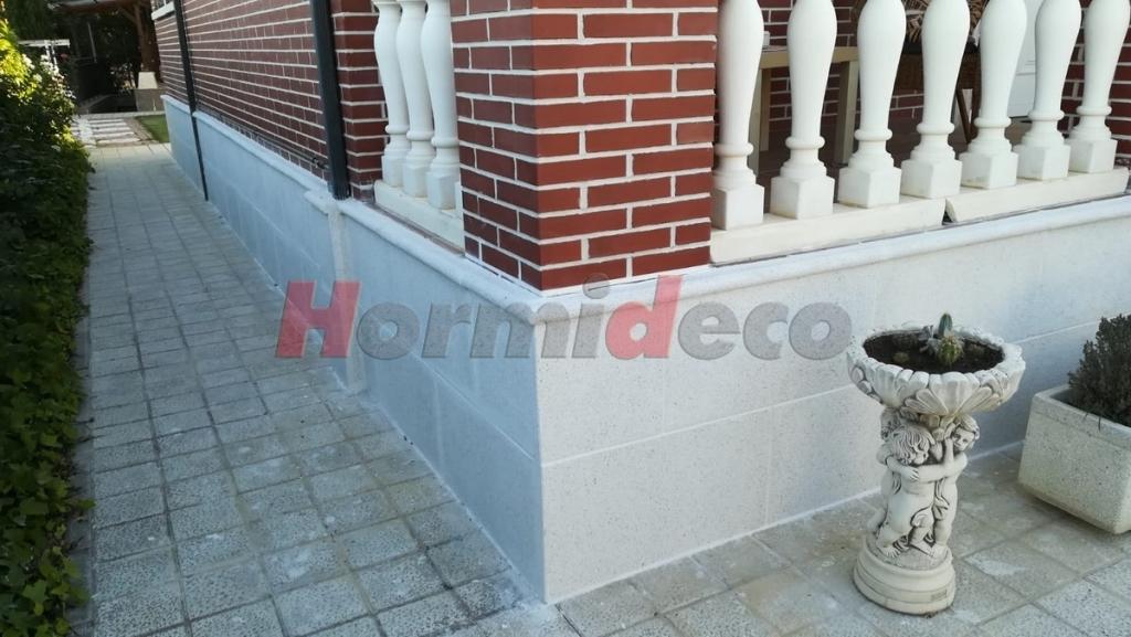 revestimiento de fachadas palencia