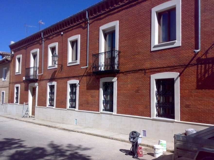 rehabilitacion edificios palencia