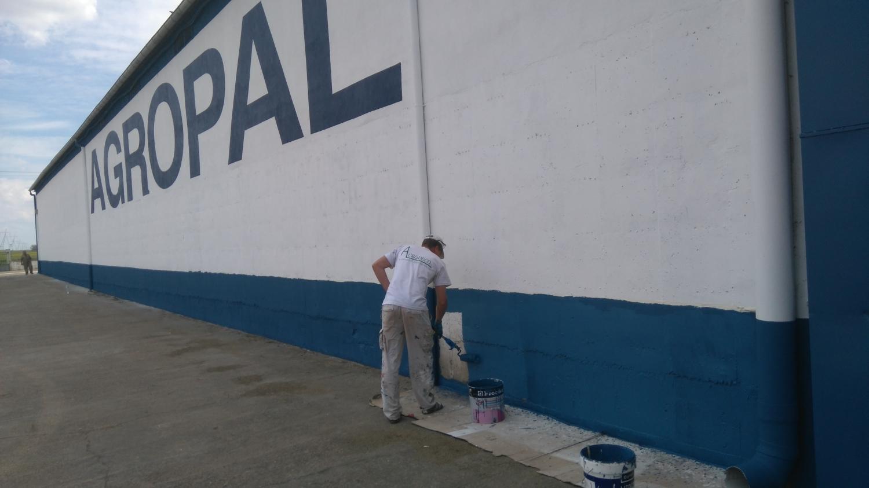 tratamiento pintura industrial palencia