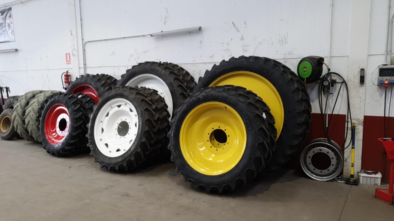 ruedas para vehiculos industriales palencia