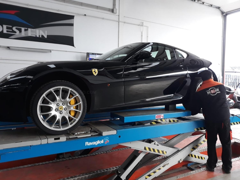 Neumáticos para coches en Palenci