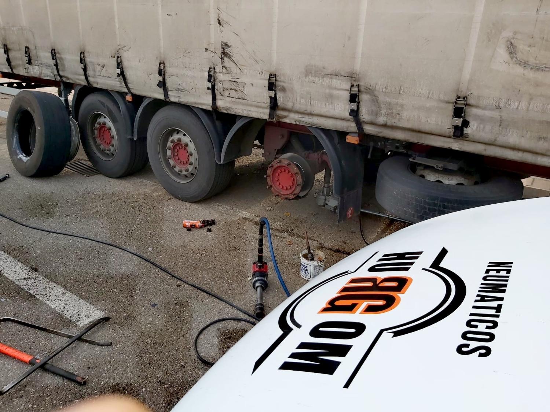 Neumáticos para Camiones en Palencia