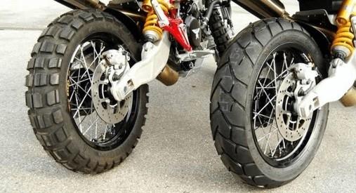 Neumáticos para motos en Palencia