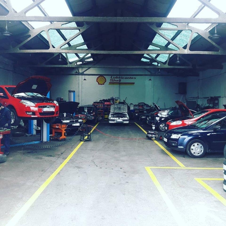 restauracion de vehiculos clasicos palencia
