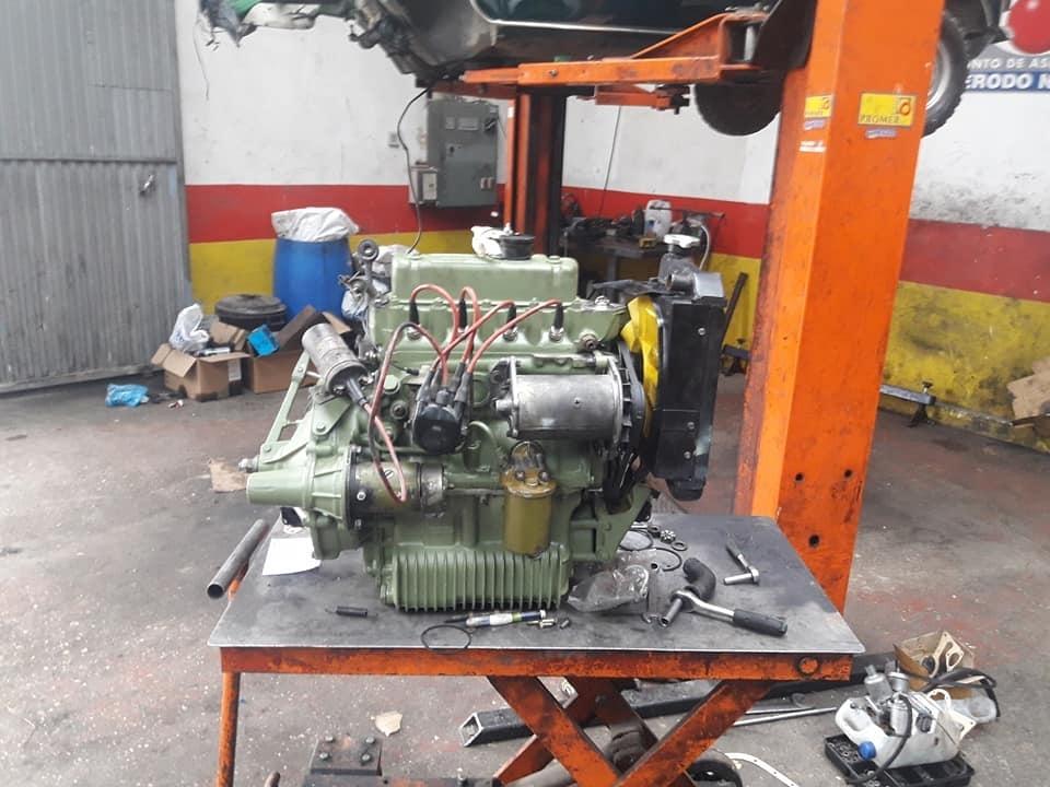 cambio motores palencia