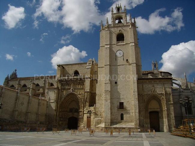 Catedral de san antol n de palencia monumentos en - Albaniles en palencia ...