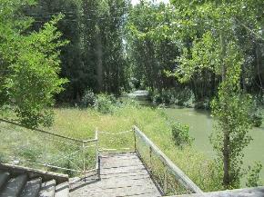 Parque isla dos aguas