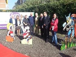 El Festival ÑAM arranca en Palencia buscando convertirse en referencia para profesionales y aficionados al cómic y a la novela gráfica
