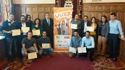 El Programa Yuzz 2014 finalizó con la entrega de diplomas a sus 23 participantes