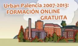 Formación On-Line gratuita. Programa Urban Palencia