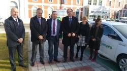 Palencia se suma hoy de la mano de Respiro al sistema de coche compartido