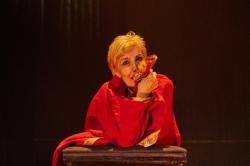 El Teatro Principal acogerá mañana la actuación de la veterana actriz Concha Velasco en la piel de la 'Reina Juana'