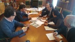 El presidente de la CHD aprueba las medidas de racionalización del agua impuestas por el Ayuntamiento e insiste en la necesidad de sensibilizar a la p