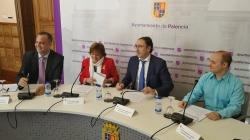 El Alcalde de Palencia, Alfonso Polanco, ha suscrito hoy convenios de colaboración con dos entidades sin ánimo de lucro