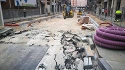 El proyecto de reforma integral del tramo de Becerro de Bengoa comprendido entre Colón y San Lázaro ha entrado en su tercera fase