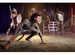 La cultura masái llega al Festival de Teatro 'Ciudad de Palencia' de la mano del grupo de circo keniano Mighty Jambo Trust