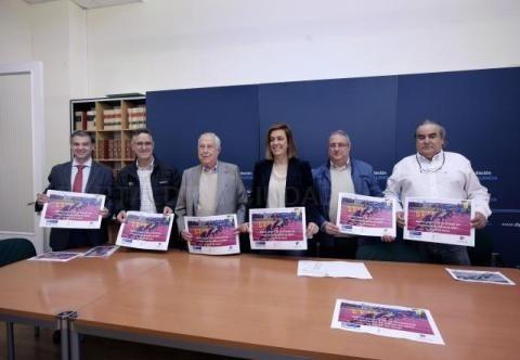 El trofeo 'Antonio Hermoso Junco' de atletismo llegará el domingo a su cuarta edición