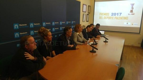 Óscar Husillos, María Rodríguez y Kike Martínez se disputarán el premio al Mejor Deportista Palentino del año 2017 el próximo día 19 de diciembre