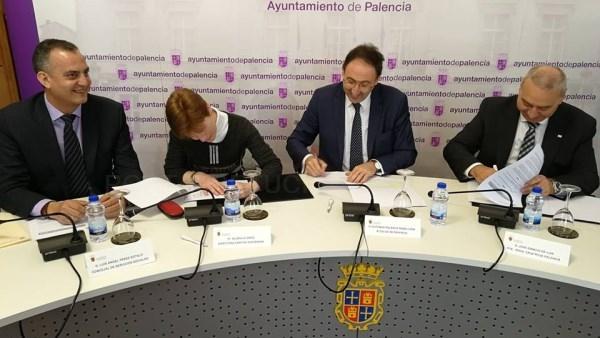 EL AYUNTAMIENTO DESTINA 108.000 EUROS PARA ATENDER LAS NECESIDADES MáS URGENTES DE AQUELLOS PALENTINOS EN SITUACIóN DE DIFICULTAD