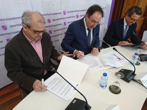 EL AYUNTAMIENTO DESTINA 140.000 EUROS AL CLUB DEPORTIVO MARISTAS PARA COLABORAR CON EL PROYECTO DEPORTIVO