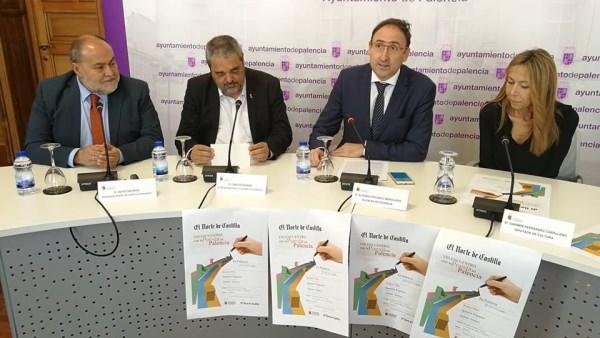 JAIME SILES, IGNACIO ELGUERO Y EL PALENTINO JULIáN ALONSO, PROTAGONISTAS DE LOS VIII ENCUENTROS CON LA POESíA