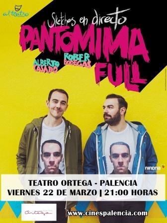 'PANTOMIMA FULL' SE PROPONE LLENAR DE RISAS EL TEATRO ORTEGA CON SUS SITUACIONES ABSURDAS PERO MUY REALES