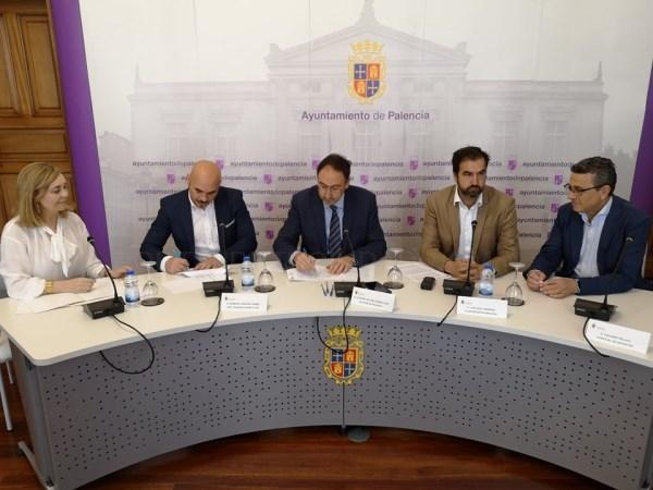 EL AYUNTAMIENTO CONCEDE 13.600 EUROS A BALOPAL Y PALENCIA RUGBY CLUB