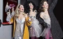 El carnaval irreverente llega al Teatro Principal con Las niñas de Cádiz y su 'Cabaré a la gaditana'