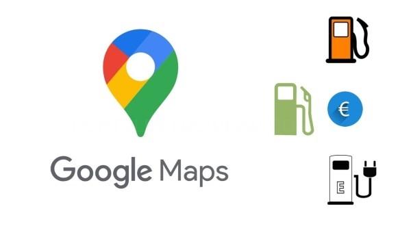 Has elegido.....Google maps para llenar tu depósito