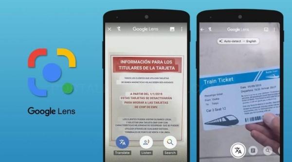 Traduce con Google Lens sin internet