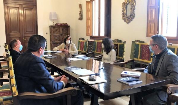 El Consorcio Provincial de Residuos aborda con Accionala planificación del próximo traspaso en la gestión del CTR