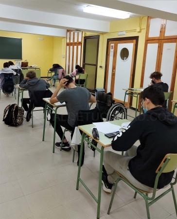 El sábado se celebrará en la Escuela Universitaria de Enfermería de Palencia la fase final de la XIV Olimpiada Matemática de Palencia